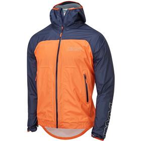OMM Halo+ Jacket with Pockets Men, blu/arancione